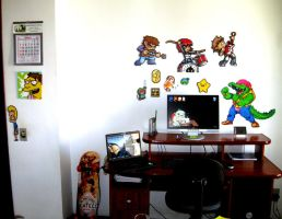 Workstation and Bead Arts by emelyjensen