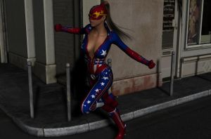 Life Liberty and the Pursuit of Justice by Zamboniman