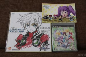 Tales of Graces f Mania by aeneid