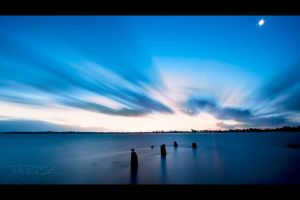 Blue outlook for tomorrow by Immerse-photography