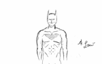 Batman Sketch 04 by r4yNTv