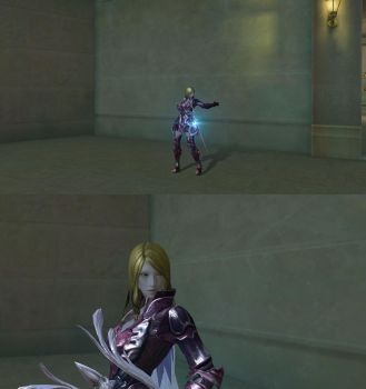 Celes Chere in Aion #6 by fallenRazziel