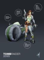 Tomb Raider 2095 by stockarts