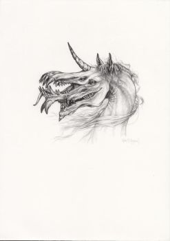 Monoceros by KimDingwall