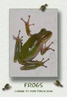 FROGS by kaiack