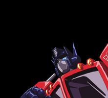 Optimus Prime  g1 by bloodblader