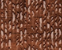 Fractal Marquetry by Gibson125