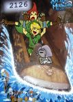 Link Uses His Extra Rupees for This by pokemonpuppy1