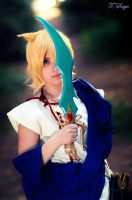 Still, I want to fight - Magi by midshipman-lace