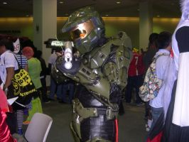 Master Chief by WildFantasy