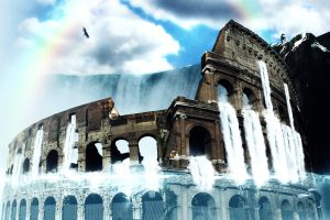Coliseum Down by Krinos