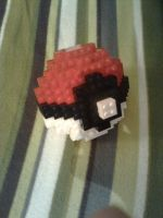 Pokemon - Lego Poke'ball by Adhir1995