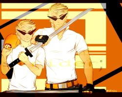 Dirk Strider (re) - Homestuck by Dareedse