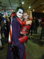 Joker and Harley forever (L) by LeanAndJess
