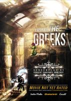 The Greeks - Movie Poster by VectorMediaGR