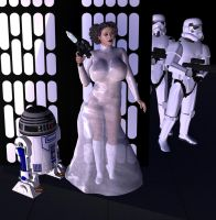 Leia Stalked by Chup-at-Cabra