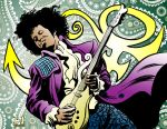 Tribute to Prince by IanJMiller