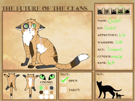 Future Of The Clans: Owlkit by Arex-chan92