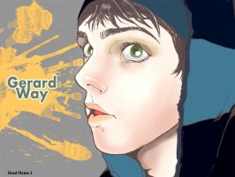 Gerard Way2-1 by DeadMouseJ