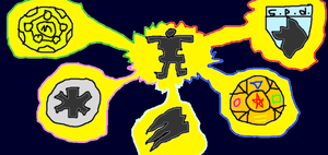 my once a ranger dream megazord of 2015 by conlimic000