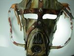 Old fallout mask by Skinz-N-Hydez