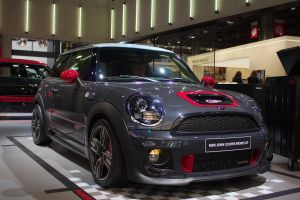 Paris 2012: MINI John Cooper Works GP by randomlurker