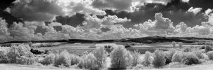 infrared panorama by mescaline73