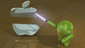 android vs apple by sharonmudz