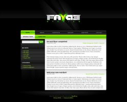 Fayde Studios :: Wordpress by MediaDesign