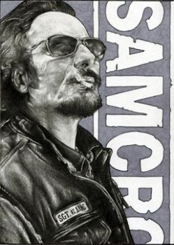 TIG - Sons of Anarchy by CHaverlandArt