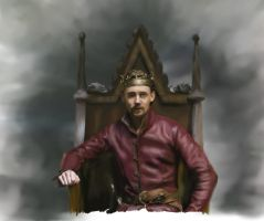 All Hail The King by Alex-Mars