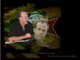 wallpaper Dwight Schultz by wales48