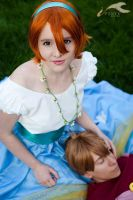 Little People by Foxy-Cosplay