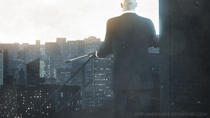 Hitman: Absolution by MrShlapa