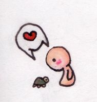 .:: Turtle Love ::. by uncivillyemily
