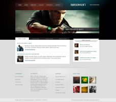Blossomsoft Wordpress by ddwebstudios