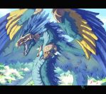 Feathered Serpent by Kerneinheit