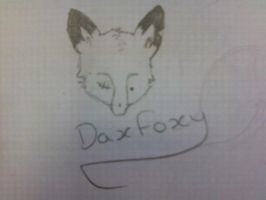 DaxFoxy Drawing by Harry-Potter-Addict