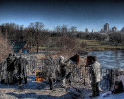 Central Park View Cameras by spudart