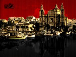 Welcome to Malta by theShad0w