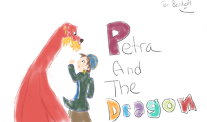 Petra and the Dragon by timestoneauthor203