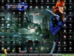 Current Desktop and Theme by MLGn00beater