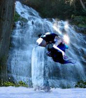 Let Water Fall by ChrissieCool