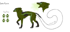 Earth-form Dereon Adopt #7 (Closed) by dragons011