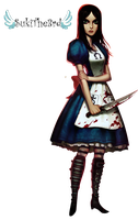 American Mcgee's Alice Render by uke-zaidy2008