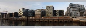 Hafencity by IndianRain