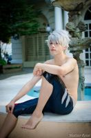 Kaworu Summer Version, Evangelion (...Or free?) by hakucosplay