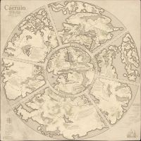 Worldmap of Caeruin 5 by Quabbe