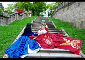 Code Geass: Baby Nunnally by Green-Makakas