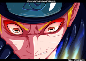 Naruto 642 - Sage Mode by AJM-FairyTail